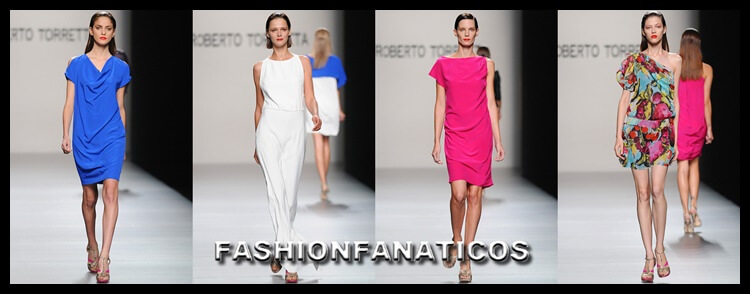 Cibeles Madrid Fashion Week, Roberto Torretta