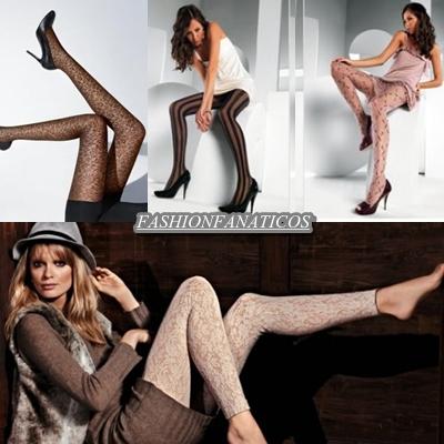 ¿Qué se lleva de moda en cuanto a pantys o medias?