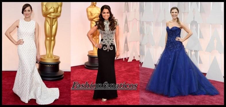 Premios Oscar 2015, ¿cómo han vestido las celebrities?