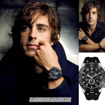 Fernando Alonso presenta la nueva campaña publicitaria de Viceroy