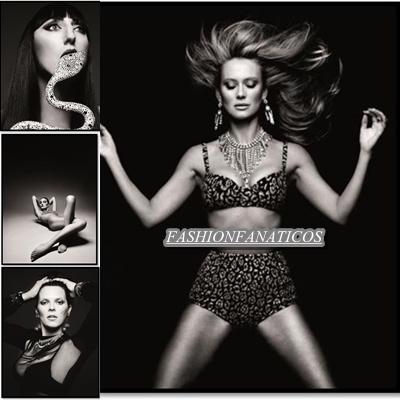 'Harper's Bazaar' y Swarovski se unen para crear el calendario más brillante de 2012