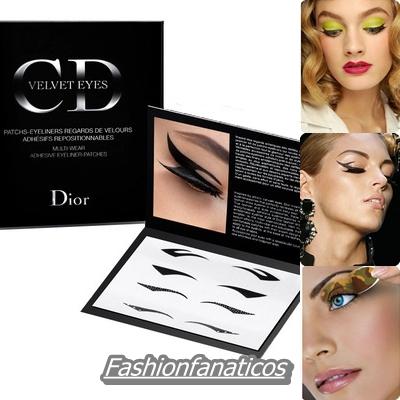 Nuevo delineador en calcomanías de Dior