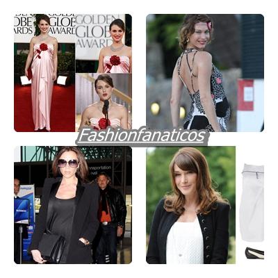 Los mejores looks premamá del año 2011