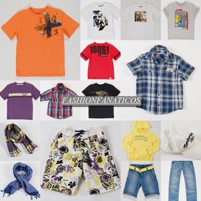Timberland, nueva colección infantil Primavera-Verano 2012
