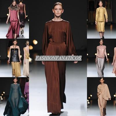 Mercedes Benz Fashion Week Madrid 2012 ( 2ª parte)