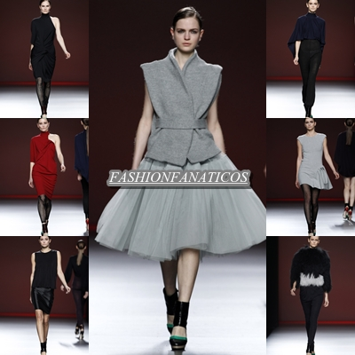 Mercedes Benz Fashion Week Madrid 2012 (4ª parte)