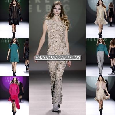 mercedes benz fashion week madrid 2012