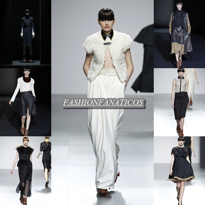 mercedes benz fashion week madrid 2012