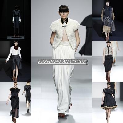 Mercedes Benz Fashion Week Madrid 2012 (7ª parte)