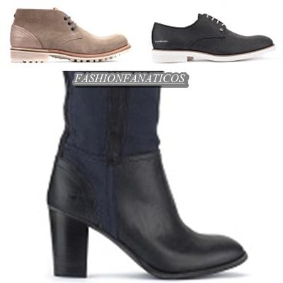 G-Star Raw, nueva colección de calzado 2012