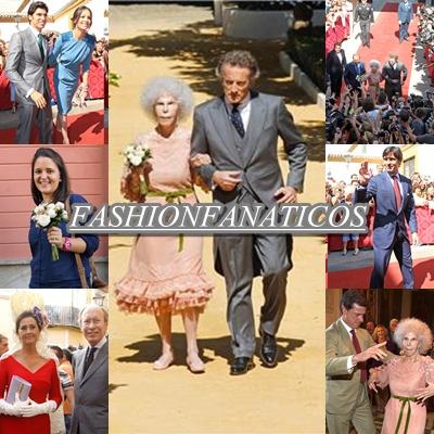 La Duquesa de Alba se ha salido con la suya, todos los detalles de la boda