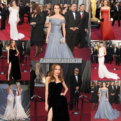 Celebrities, ¿cuales han sido sus poses más destacadas para lucir guapas en los Oscar?