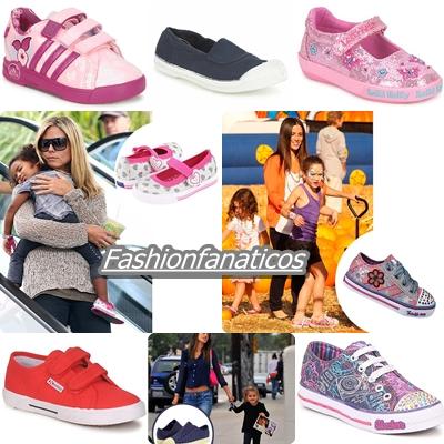Las hijas de las celebrities también entienden de moda