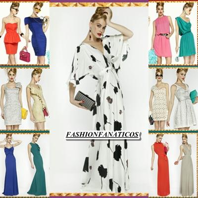 Dolores Promesas, vestidos de fiesta Primavera-Verano 2012