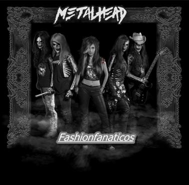 Pilar Rubio y la moda Metal Rock