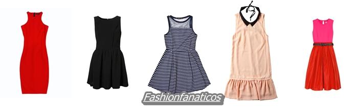 Vestidos todoterreno para el Verano 2012