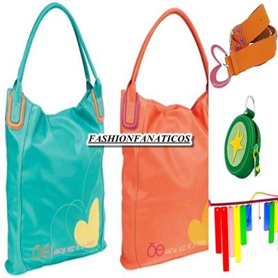Agatha Ruiz de la Prada presenta su colección de complementos para el Verano 2012
