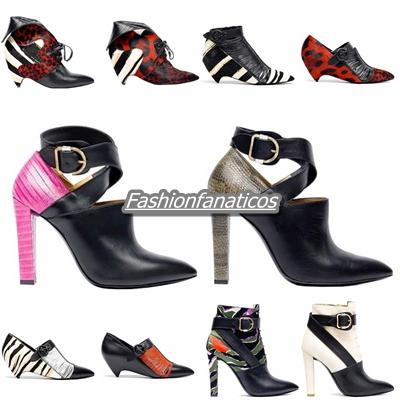 Balenciaga, anticipo de la nueva colección de calzado Otoño 2012