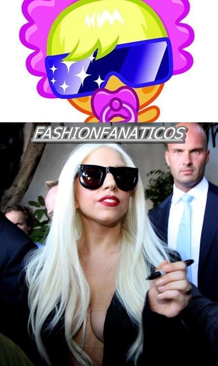 Lady Goo Goo vetado por Lady Gaga