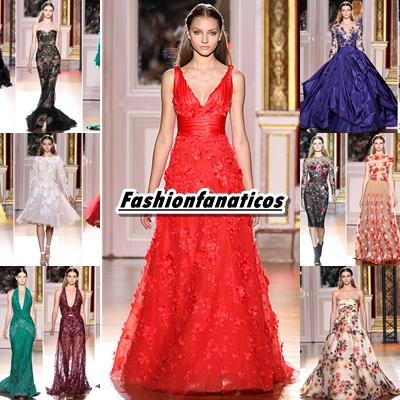 Zuhair Murad vuelve a sorprender con su colección de Alta Costura