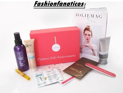 JolieBox celebra su Primer Aniversario con un Evento muy especial