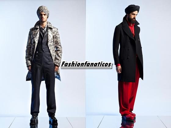 El diseñador Jean Paul Gaultier ha vuelto a sorprender a todo el mundo, con unas propuestas de moda súper originales y sorprendentes para la próxima temporada primavera/verano 2013, en la que los turbantes son el complemento perfecto para cualquier look masculino.