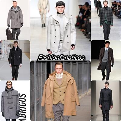 Tendencias moda hombre Otoño-Invierno 2012-2013