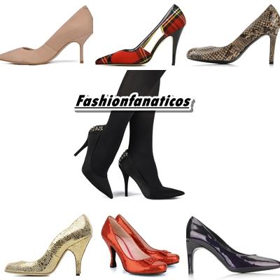 Sarenza te muestra lo último en tendencias: Zapatos de salón para Otoño-Invierno 2012-2013
