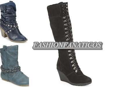 Spartoo nos presenta las novedades en botas de mujer de la marca XTI