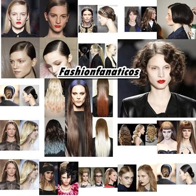 Peinados para el Otoño-Invierno 2012-2013