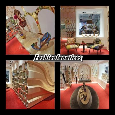 Inaugurada en Madrid la primera tienda Louboutin