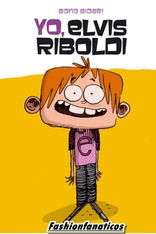 Yo, Elvis Riboldi, el mejor libro para estas navidades!