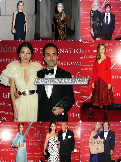 The Fashion Group Internacional celebra su 'Night of Stars'