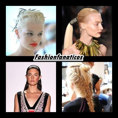 Peinados mujer Primavera-Verano 2013