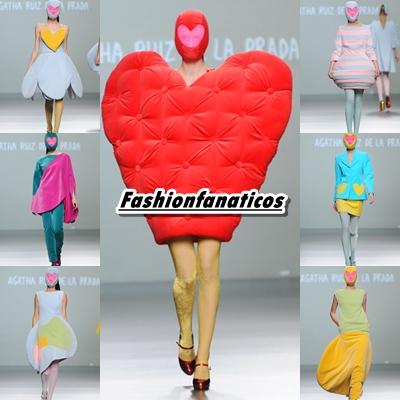 Agatha Ruiz de la Prada, una forma muy personal de entender la moda