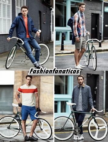 H&M presenta la colección Brick Lane Bikes para hombre