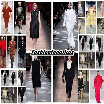 Abecedario de las tendencias de moda Primavera-Verano 2013 (2ª parte)