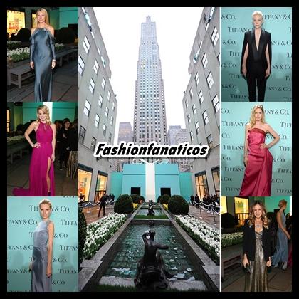 Las famosas se dejan seducir por las joyas de Tiffany