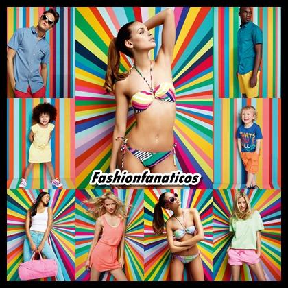 Nueva colección de moda de Primark Primavera-Verano 2013