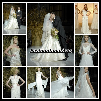Pronovias, vestidos de novia 2014