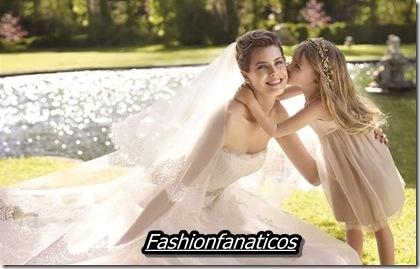 Vanesa Hessler es la nueva imagen de La Sposa