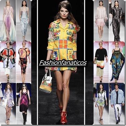 Estampados para todos los gustos en la Milán Fashion Week