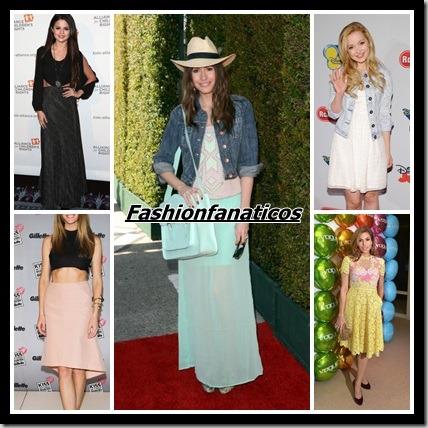 Renueva tus básicos con las tendencias de moda de la Primavera-Verano 2013