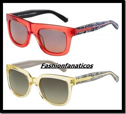 Marc by Marc Jacobs presenta sus gafas de sol con más ritmo
