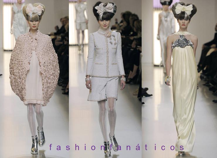 Colección Alta Costura Chanel primavera/verano 2010