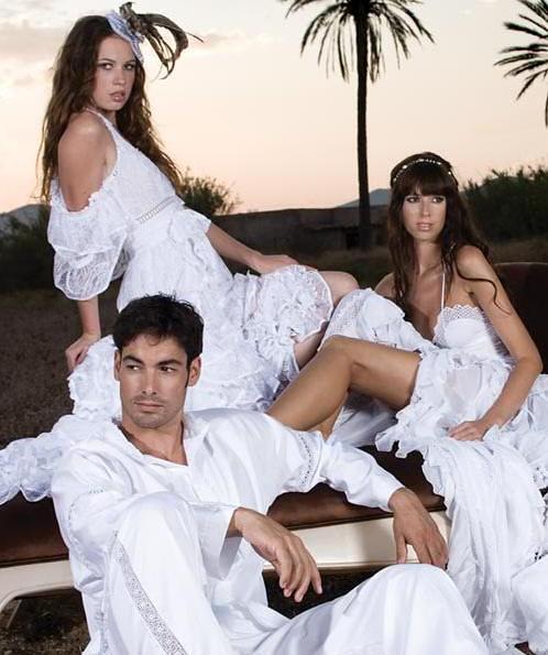 Charo Ruiz: Naturalidad y comodidad para novias