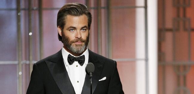 Belleza hombres: se lleva la barba