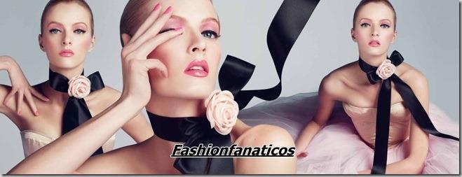 Dior presenta una mujer muy femenina con su nueva colección de maquillaje
