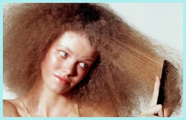 Trucos para cuidar el cabello rebelde