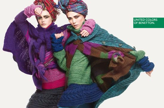 Benetton abre un concurso para buscar los protagonistas de su próxima campaña